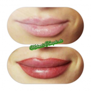 Gutschein für ein Permanent Make up Lippen in Hamburg