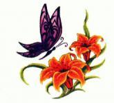 Abziehbild,Motiv Tattoo 35