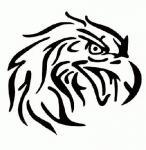 Abziehbild,Motiv Tattoo 93