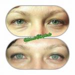 Gutschein für ein Permanent Make up Lidstrich oben oder unten in Hamburg