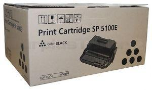 Original Toner Print Cartridge Unit, SP 5100E, Nr. 402858, für Ricoh, Nashuatec