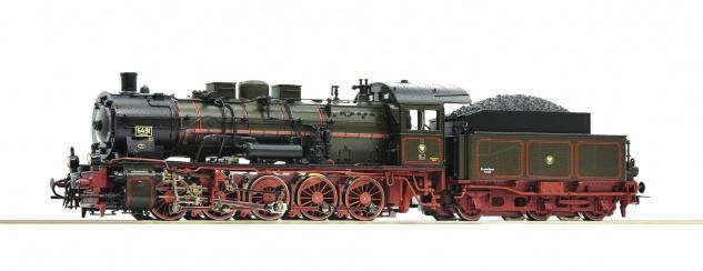 Roco 72261 Dampflok Gattung G 10 KPEV