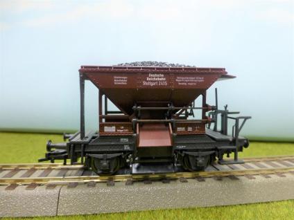 Roco 46130 Talbot-Schotterwagen der DRG
