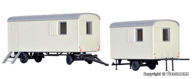 Kibri 10278 Bauwagen