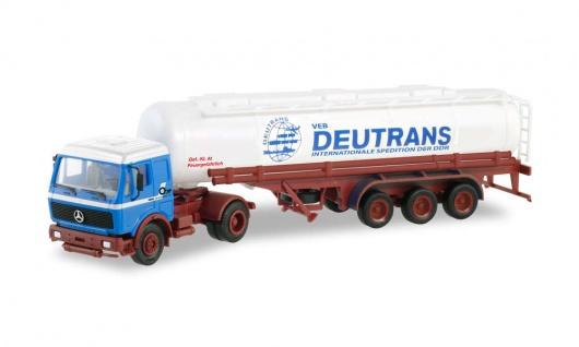 Herpa 311557 MB Tanksattelzug Deutrans