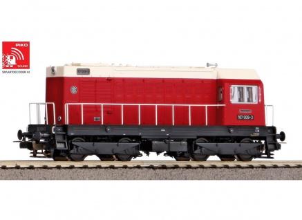 Piko 52422 Diesellok BR 107 der DR Sound