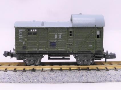 DDR-Piko 5/4133-01 Güterzugbegleitwagen - Vorschau 2