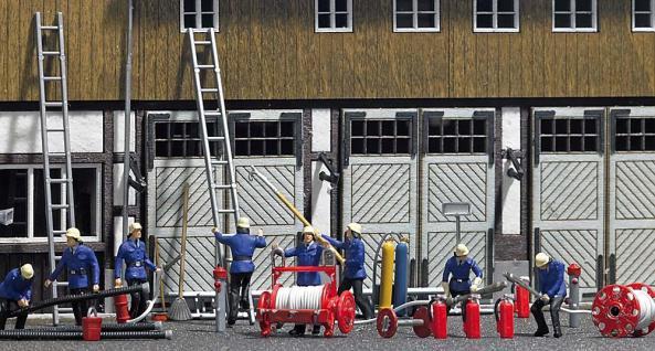 Busch 1076 Feuerwehrzubehör