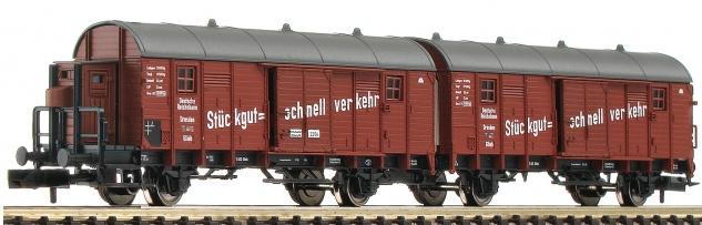 Fleischmann 830605 Leig-Wageneinheit DRG