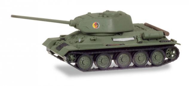 Herpa 745888 Kampfpanzer T-34 NVA
