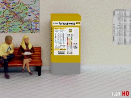 Modellland 2085-8 VVO DVB Fahrkartenautomat