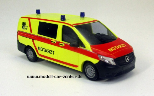 MCZ 03-286 Mercedes Vito RD Dresden 1
