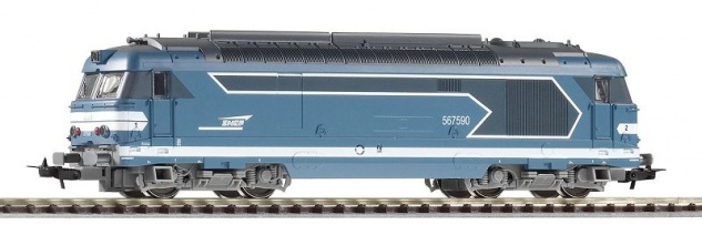 Piko 95166 Diesellok BB 67400 SNCF