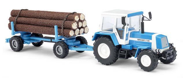 Busch 50404 Traktor Fortschritt ZT 323