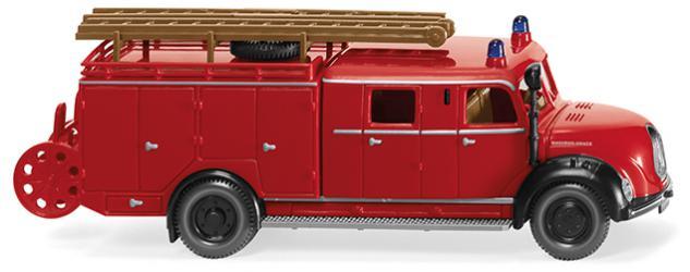 Wiking 086399 Magirus Feuerwehr LF16