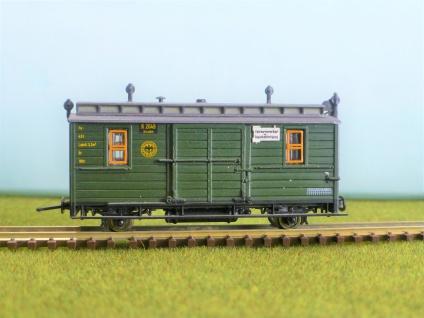 pmt 53205 H0e Gepäckwagen Pw der DRG
