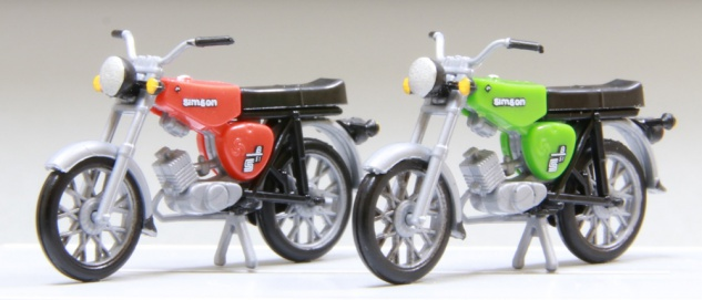Kres 10151 Simson S51 Moped