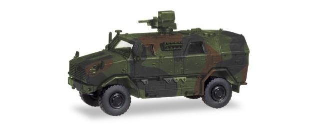 Herpa 746151 Gepanzertes Fahrzeug Dingo