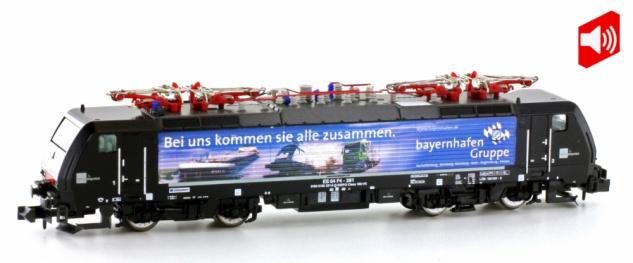 Hobbytrain H2925 Ellok BR 189 Bayernhafen