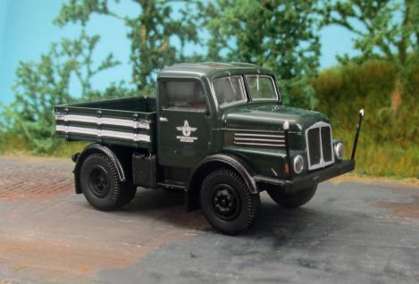 MCZ 03-278 IFA S4000 Zugmaschine