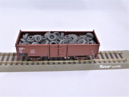 Brawa 48630 Offener Güterwagen der DR