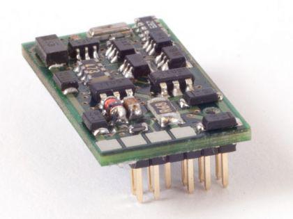 Lenz 10312-01 Decoder Silver PluX12 - Vorschau 3