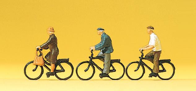 Preiser 10333 Radfahrer