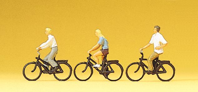Preiser 10336 Radfahrer