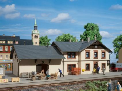 Auhagen 11362 Bahnhof Oberrittersgrün