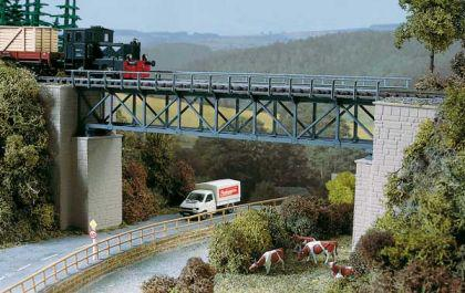 Auhagen 11364 Fachwerkbrücke