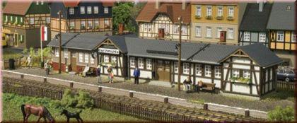 Auhagen 11418 Bahnhof Barthmühle