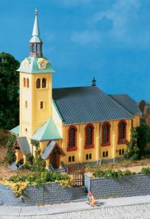 Auhagen 12229 Kirche Börnichen