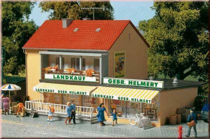 Auhagen 12238 Landwarenhaus H0/TT