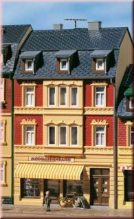 Auhagen 12343 Wohnhaus Bahnhofstraße 1 H0//TT