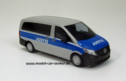 MCZ 03-289 Mercedes Vito Justitz Sachsen