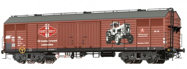 Brawa 48399 Güterwagen Fortschritt der DR