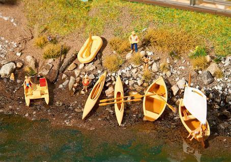 Faller 130513 Boote und Tretboote