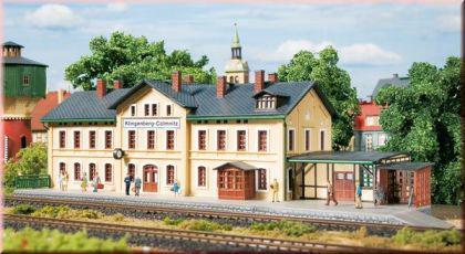 Auhagen 13220 Bahnhof Klingenberg