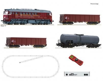 Roco 51331 Digital Startset Z21 Güterzug
