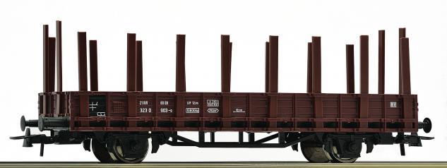 Roco 46031 Rungenwagen der DB