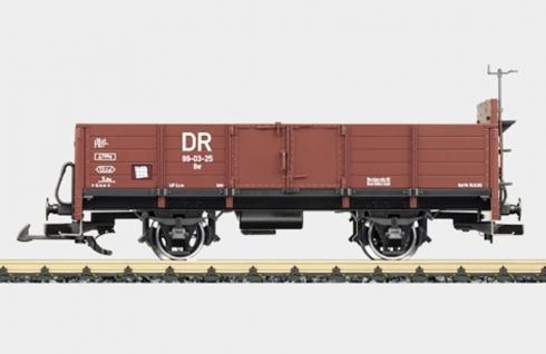 LGB 41031-01 offener Güterwagen DR - Vorschau 1