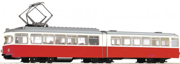 Roco 52583 Straßenbahn Gelenktriebwagen
