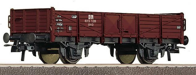 Roco 56017 Niederbordwagen DR