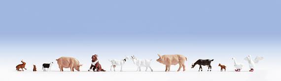 Noch 36711 Tiere auf dem Bauernhof - Vorschau 1