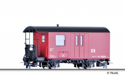 Tillig 03970 H0e Packwagen der DR