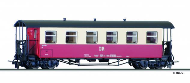Tillig 03930 H0e Personenwagen der DR