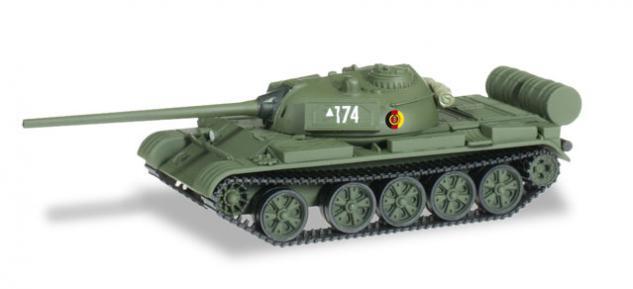 Herpa 745000 Kampfpanzer T-54 NVA