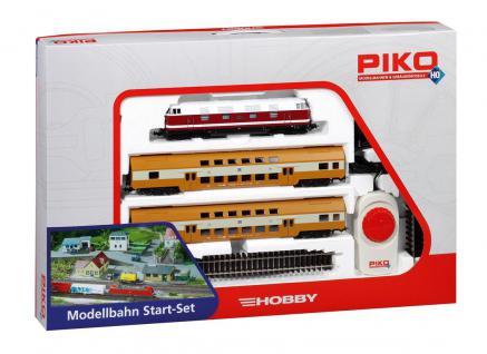 Piko 57135 H0 Start-Set Doppelstockzug DR