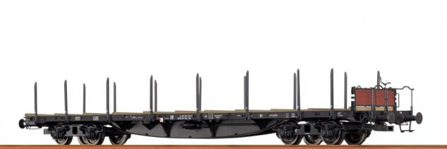 Brawa 47203 Schienenwagen der DR
