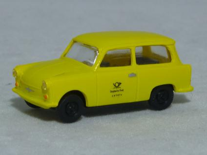 Hädl 222027 Trabant P50 Deutsche Post H0
